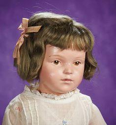 Lulu's Story: 159 Beautiful American Wooden Character Girl,Model 308,by Schoenhut