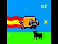 Nyan Cat SPAIN!!!