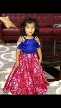 ba9d6f746 Girls indian outfits