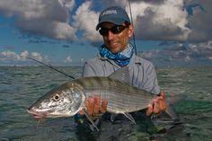 St Brandon's, Mauritius bonefishing permit and trevally | Fly Water Travel