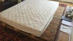 Pallet Bed | Pallet Furniture DIY