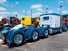 Custom Big Trucks | Thread: Semi trucks...?