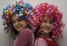 paper wigs