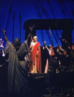 Maria Callas in Norma