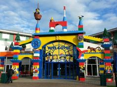 """LEGOLAND Resort Hotel Windsor, England 10 quirky theme hotels """"Probably the best hotel designed for kids... From the moment you walk in you are bombarded with Lego..."""""""