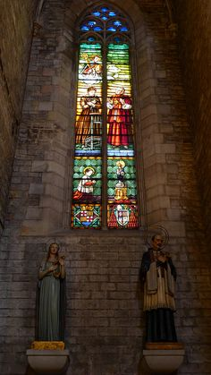 Esglesia de Santa Maria del Mar, Barcelona, Catalonia