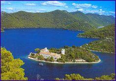 Mljet- the island where in mythology Calypso kept Odysseus (not that I know much of Greek mythology:P)
