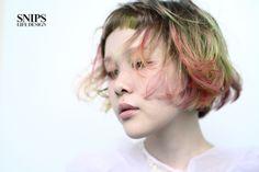 SNIPS Creative Hairstyles, Cute Hairstyles, Pam Pam, Hair Illustration, Model Face, Creative Colour, Hair Shows, Hair Images, Dream Hair