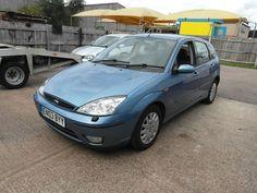 eBay: 2003 Ford Focus 1.6 Ghia Auto 5 door Petrol Automatic SPARES OR REPAIRS #carparts #carrepair Ford Focus 1, Car Parts, Vehicles, Ebay, Cars, Vehicle