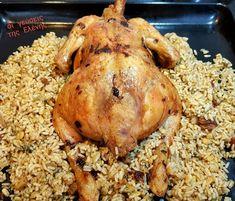Μελομακάρονα με μπύρα Greek Cooking, Cooking Recipes, Healthy Recipes, White Meat, Greek Recipes, Chicken Recipes, Bakery, Food And Drink, Turkey