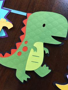 Bandera de dinosaurio