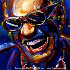 Ray Charles  https://play.google.com/store/music/artist?id=Aoxq3iz645k55co23w4khahhmxy&feature=search_result