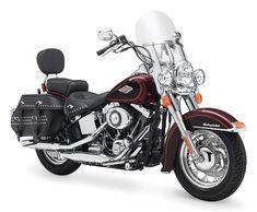 2015 Harley-Davidson FLSTC Heritage Softail Classic Review