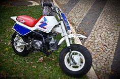 Uma moto por dia: Dia 191 – Honda Z 50R | Osvaldo Furiatto Fotografia e Design