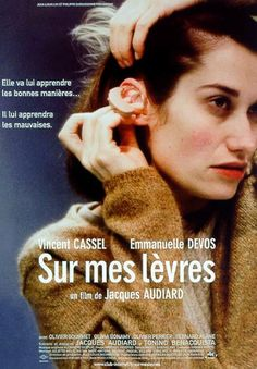 Directed by Jacques Audiard. With Vincent Cassel, Emmanuelle Devos, Olivier Gourmet, Olivier Perrier. She is almost deaf and he lip-reads. He is an ex-convict. She wants to help him. He thinks no one can help except himself. Vincent Cassel, Deaf Movies, Emmanuelle Devos, Film Mythique, Ludivine Sagnier, Bon Film, French Movies, Hollywood, Belgium