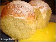 Buchteln con salsa alla vaniglia (Alto Adige) - Blog - Cookaround forum