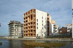 Arquitectos: La Nouvelle Agence  Proyecto: Ginko Eco-Qaurter  Ubicación: Bordeaux, Francia
