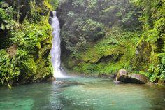 Mother Falls, Baler, Aurora, Philippines