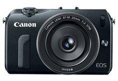 Canon EOS M Camera, $800