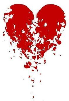 Corazón despedazado