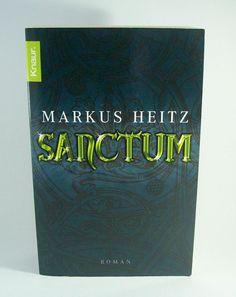 #Sanctum von #Markus #Heitz #Taschenbuch #Roman #Buch #eBay #Deutschland