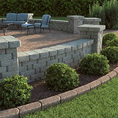 We're here to make your landscape ideas a reality, from mulch to sod to patios and paths. Landscapes add appeal and value to your outdoor living space. Landscaping Supplies, Home Landscaping, Landscaping With Rocks, Front Yard Landscaping, Landscaping Edging, Paver Edging, Brick Edging, Brick Pavers, Garden Pavers