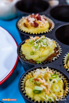 Cooking for one? Try making Chef Manouschka Guerrier's Cuban Sheppard's Cupcakes!