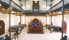 Shaare Shalom Synagogue in Jamaica