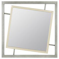Connor Antique Silver Wall Mirror