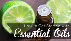 How to get started with essential oils, the best oils to start with, and where to buy them. Great beginner's guide!