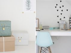 Cómo tener un despacho en colores pastel - Contenido seleccionado con la ayuda de http://r4s.to/r4s
