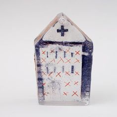 Here is a tiny example of Este Macloeds work she does wonderful ceramics and glass work but also has a wonderful portfolio of painting.  — theartroomplant.blogspot.com