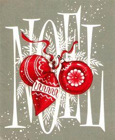 Vintage Noel