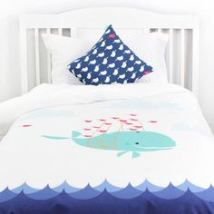 Duvet cover cotton with 150 thread count Include a nice decorative cushion cover Closure with hidden plastic snap fasteners. Take You Home, Interior Design Inspiration, Linen Bedding, Happy Friday, Beautiful Homes, Comforters, Duvet Covers, Toddler Bed, Baby