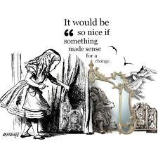 alice through the looking glass quotes - Google Search