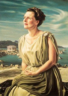 Carel Willink (Dutch, 1900-1983).