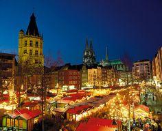 Colonia (Alemania). Navidad 2008