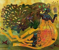 Ochun Art by André Hora