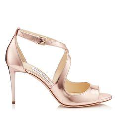 Carrie 85 Suede Sandals - Neutral Jimmy Choo London Clearance How Much im7geaQ7