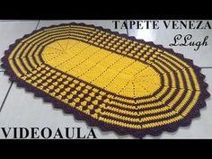 anapaulaanajuliatoco Ribeiro shared a video Knitting Videos, Crochet Videos, Crochet Doilies, Crochet Stitches, Love Crochet, Crochet Baby, Crochet Designs, Crochet Patterns, Tapetes Diy