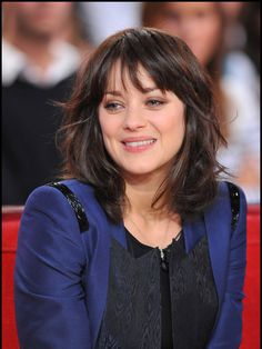 senior hairstyles for younger look   How to Achieve the French Look? Part Two: The Bangs   Marianne Vera ...