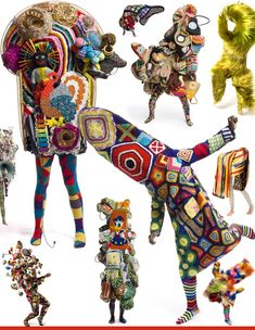 Les oeuvres de Nick Cave