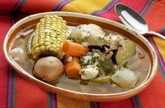 Mexican chicken soup: Recipe - mcall.com