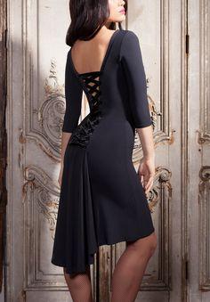 Espen for Chrisanne Clover Brooklyn Latin Dress | Dancesport Fashion @ DanceShopper.com