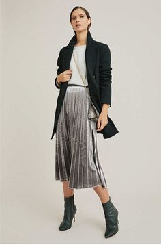 6624ec2d1 19 best Style: skirts images in 2019 | Clothes, Autumn outfits ...