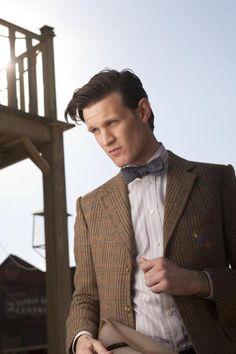 Doctor Who: Matt Smith                               << eleventh doctor >>