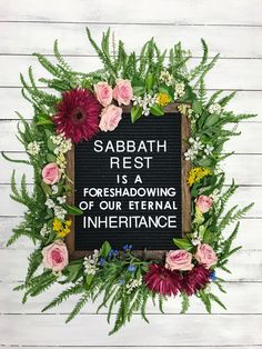 "The Hebrew word for Sabbath means, ""to desist from exertion, to cease, to celebrate, to put away (down)."" God commanded the people of Israel to rest. He eliminated all their other options and demanded they take a day off. Just as the Israelites had to pla Happy Sabbath Images, Happy Sabbath Quotes, Sabbath Rest, Sabbath Day, Christian Living, Christian Faith, Christian Women, Bon Sabbat, Hebrew Words"