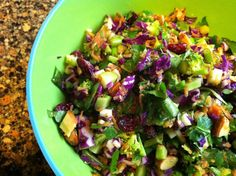 PALEO CHOPPED SALAD RECIPE