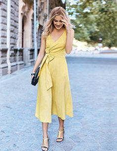 With colourful styles ideal for the new season, Boden's latest collection has your Spring/Summer wardrobe covered – think classic dresses for both work and play as well as everything from wedding looks to throw-on beach cover ups.