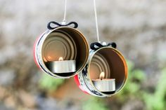 12creative ways toturn old tin cans into adorable little things for your home
